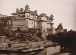 Old Palace in Bharatpur Fort 4302149